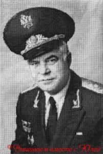 Сухарев А.П. портрет